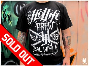 Image of *SOLD OUT* HOTLIFE - &quot;CREW&quot; 
