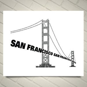 Image of San Francisco - Golden Gate Bridge