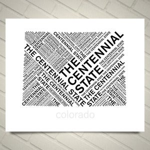 Image of Colorado - The Centennial State