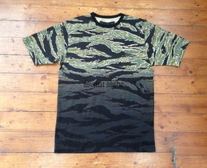 Image of Black Scale - Storm Cut and Sewn Tshirt