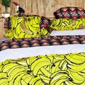 Image of Kip & Co Bananas Quilt Cover