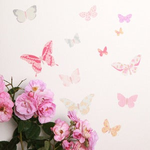 Image of Mini Papillon fille / Mini butterfly girly