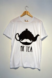 Image of 'Mr Tea' Tee