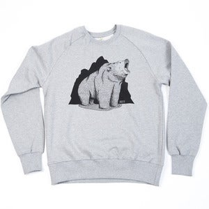 Image of Grizzly Co. - Roar Sweatshirt