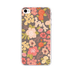 Image of Stormy Bouquet - iPhone 5 & 4 Sticker