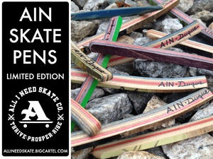 Image of AIN skate pen- FREE SHIPPING
