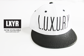 Image of LUXURY- Strap back