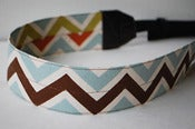 Image of NEW! Lucy Chevron Camera Strap