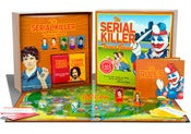 Image of Serial Killer Board Game