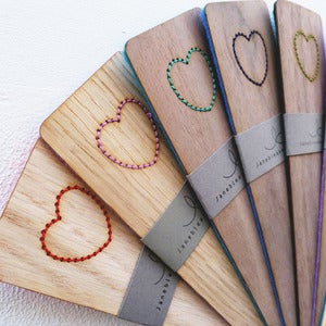 Image of Heart Bookmarks