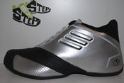 Image of Adidas T Mac 1 Retro &quot;All Star Game-2002&quot; Silver/Black