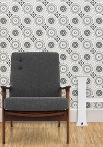Image of Darjeeling Wallpaper - Welsh Slate