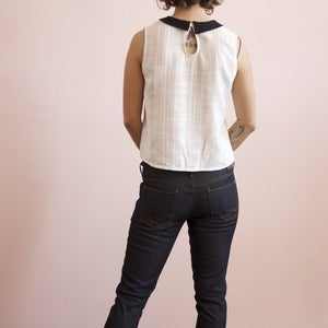 Image of Raleigh Denim Surry raw jeans