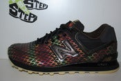 "Image of New Balance 574 ""Year of the Snake"""