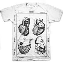 Image of THE ANATOMY OF DISTANCE shirt