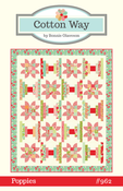 Image of Poppies PDF Pattern #962