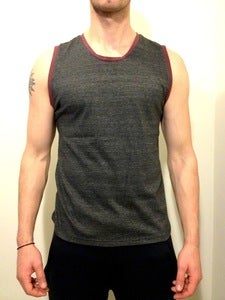 Muscle Tee Grey