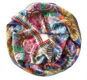 Image of Coney Island Funfair Silk Scarf