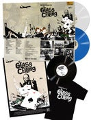Image of Lewis Parker 'The Puzzle: Episode 2 - The Glass Ceiling' 2XLP (Gatefold) COMBO DEAL