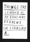 Image of Things I Learned