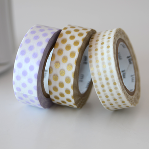 Image of Masking tape, pois