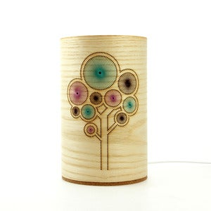 Image of Ash Freestanding lamp. Tree