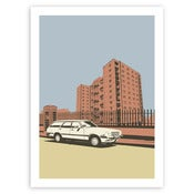 Image of Ford Cortina Mk V Estate print