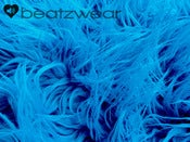 Image of Superpoof fluffies turquoise