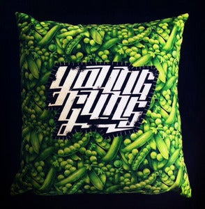 Image of SICK X YOUNG GUNS KUSH! 'PEAS' 