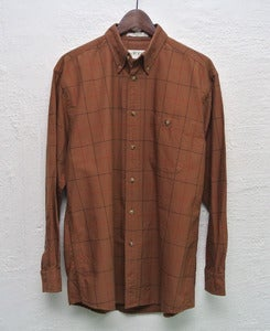 Image of Orvis flannel shirt (M)