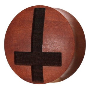 Image of Saba Cross Wood Plug
