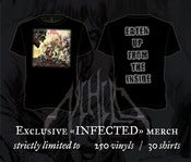Image of NIHILO - Infected Preorder - Bundle vinyl &amp; shirt