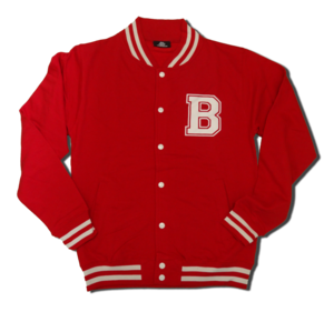 Image of BLUE CORNER RECORD CLUB RED VARSITY