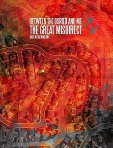 Image of Between the Buried and Me: The Great Misdirect [bass songbook]