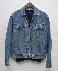 Image of Vintage Lee denim jacket (M) #2