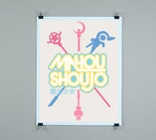 Image of Mahou Shoujo Print - Arsenal version