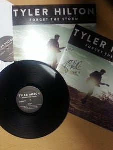 "Image of ***Limited Edition*** Signed  ""Forget The Storm"" Vinyl"
