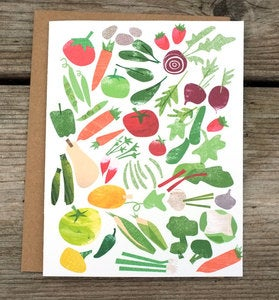 Image of Garden Card by Redcruiser
