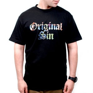 Image of Original Sin Tee (Black)