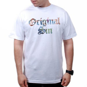Image of Original Sin Tee (White)