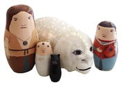 Image of The NeverEnding Story - Nesting Doll Set