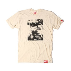 Kloud Basquiat tee