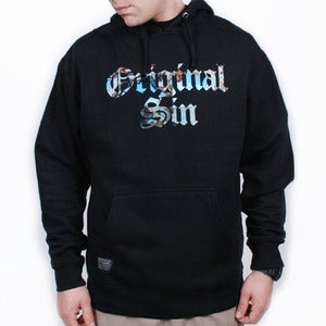Image of Original Sin Hoodie (Black)