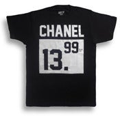 Image of #PLUSTax: CHANEL BLACK TEE
