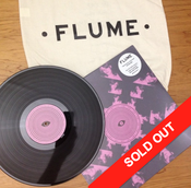 Image of Flume Vinyl LP + Tote Bundle
