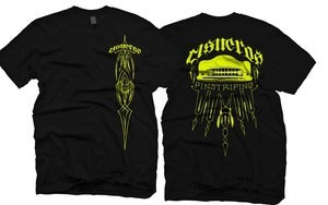 "Image of Mens ""CISNEROS PINSTRIPING"" T-Shirt"