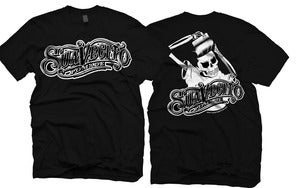 "Image of Mens ""SUAVECITO SKULL"" T-Shirt"