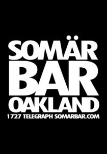 "Image of ""THE LEAN"" x ""Somar Bar Oakland"" Tee (Black)"