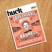 Image of HUCK magazine issue #038