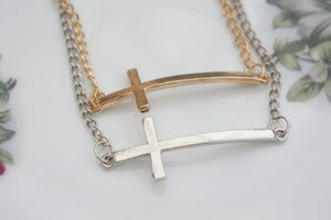 Image of Cross Bracelet